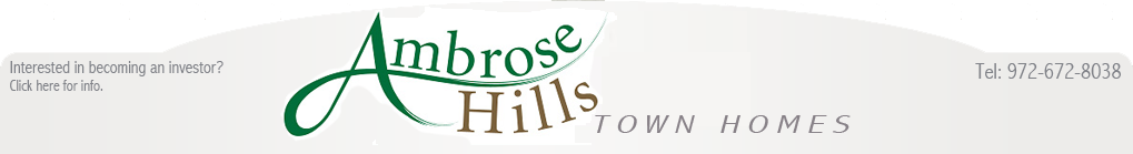Ambrose Hills Town Homes